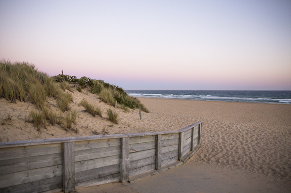 Main Beach at Lakes Entrance